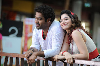 jr ntr tamanna oosaravelli wallpapers