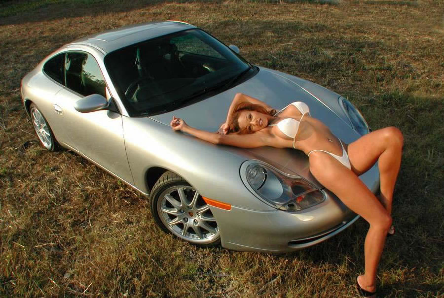 Really Hot Cars Chicks