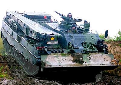 Main Battle Tank Leopard , Tank Tempur Milik TNI AD