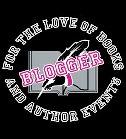 For The Love Of Books and Author Events
