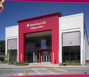After the popularity of the first Chicago store, American Girl expanded into other big cities with flagships in New York (in ) and Los Angeles (in ). Recently, the company began tracking sales data from its catalog division to identify suburban markets where it might debut stores, including Atlanta, Dallas, Boston and Minneapolis.