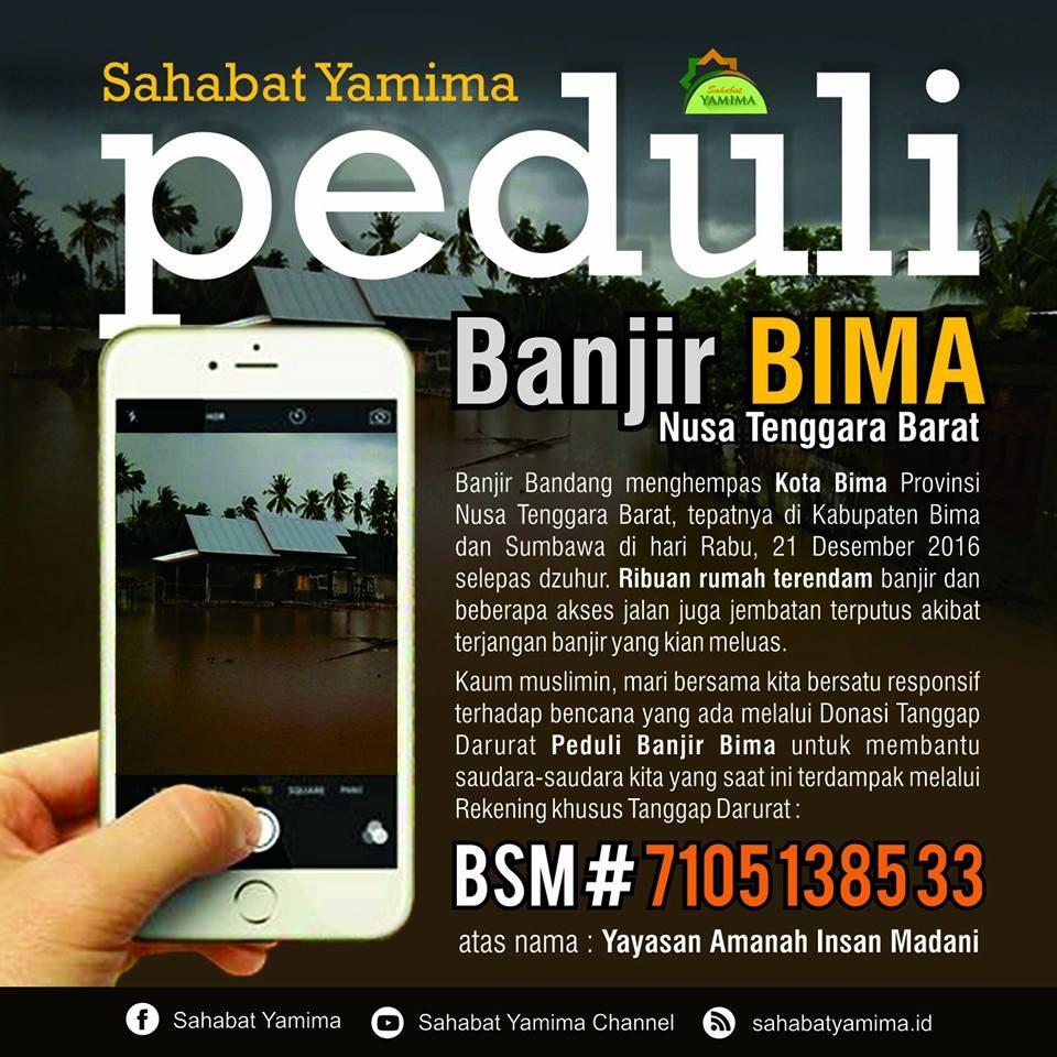 PRAY FOR BIMA