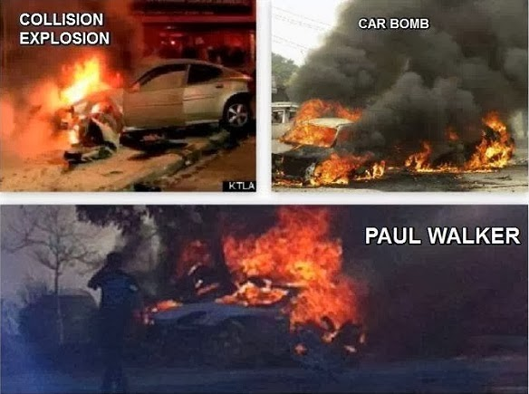 Paul Walker presunta bomba