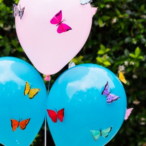 Featured Project: Butterfly Balloons