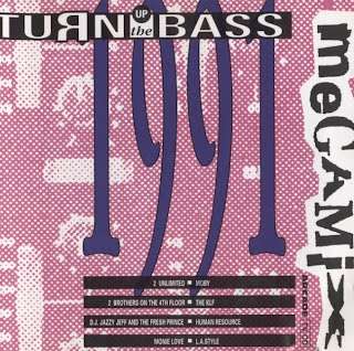 Turn up The Bass Megamix 1991 FLAC