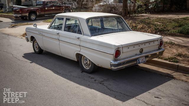The Street Peep 1964 Ford Falcon