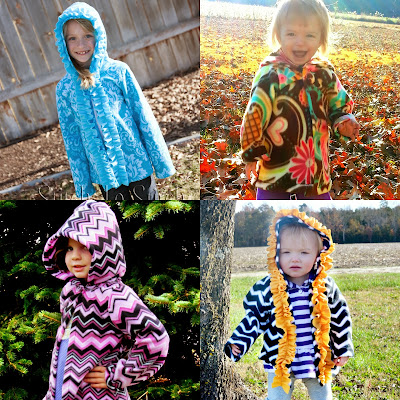 fleece sewing patterns on Etsy, a global handmade and