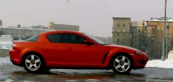 2004 mazda rx 8 from day watch cool cars in movies. Black Bedroom Furniture Sets. Home Design Ideas