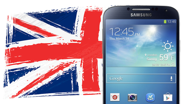 Galaxy S4 UK Exynos 5 Octa