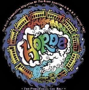 Logo Festival H.O.R.D.E.