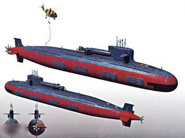 Type 093T SSN