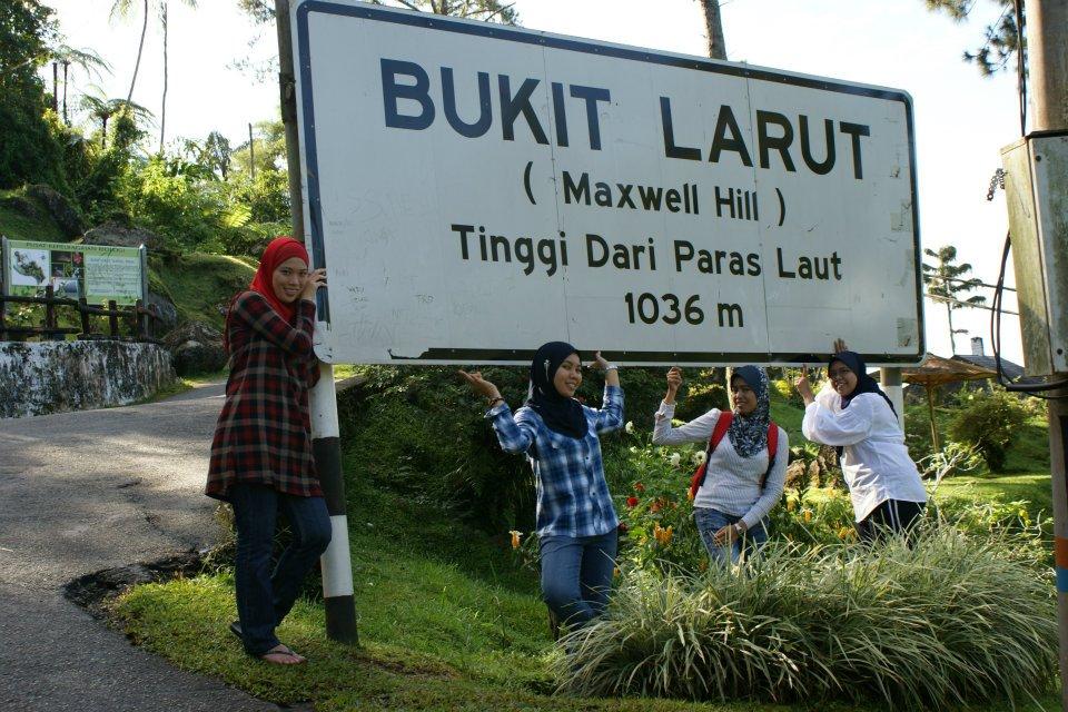 Bukit Larut, Taiping, Perak