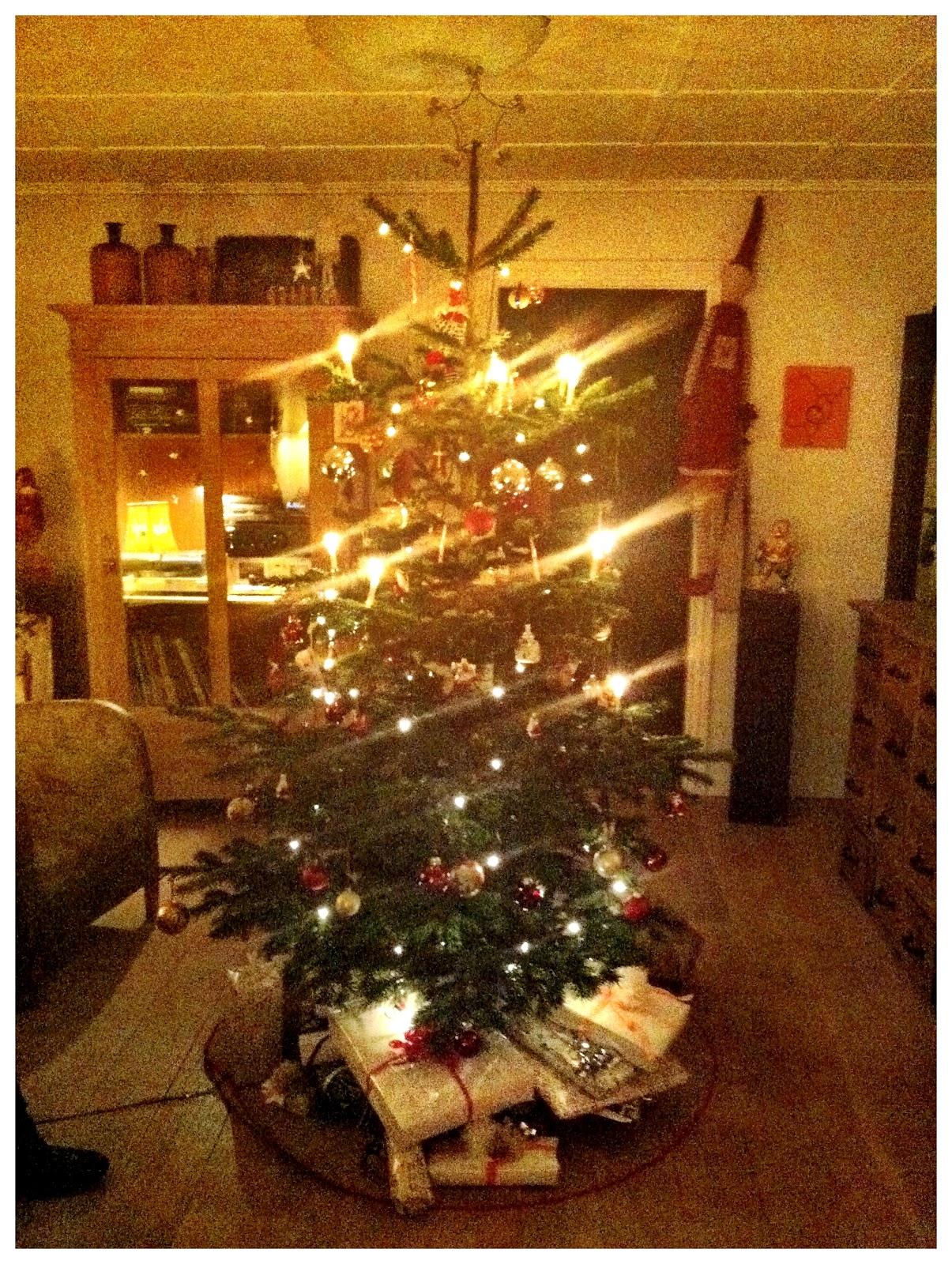 krummernes jul juletræ