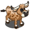 FarmVille Aubrac Cow