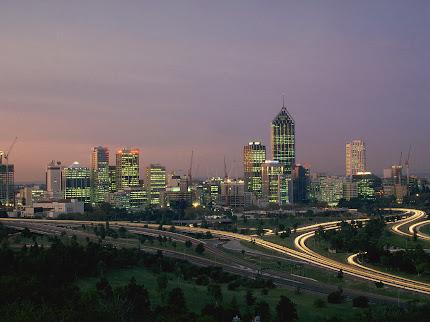 kota-kota di australia