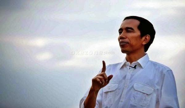 Jokowi Umum GST Indonesia 16 peratus