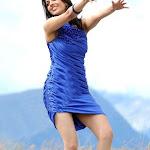 Kajal Agarwal in Blue Dress Spicy Pics