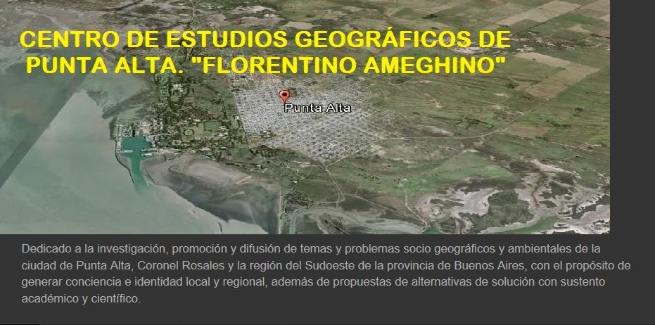 CENTRO DE ESTUDIOS GEOGRÁFICOS