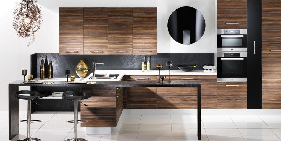 Abril 2013 cocinas con estilo for Cuisine bois et moderne