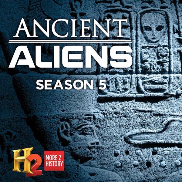 Alienigenas Ancestrales Generacion Alien Temporada 5