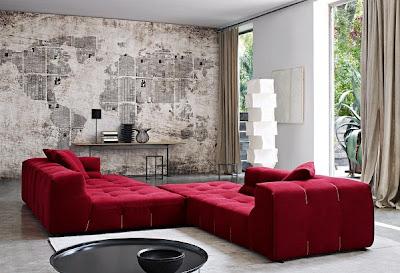 Berbagai Pilihan Sofa Modern 1