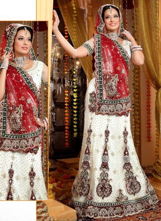 Indian-Bridal-Lehengas