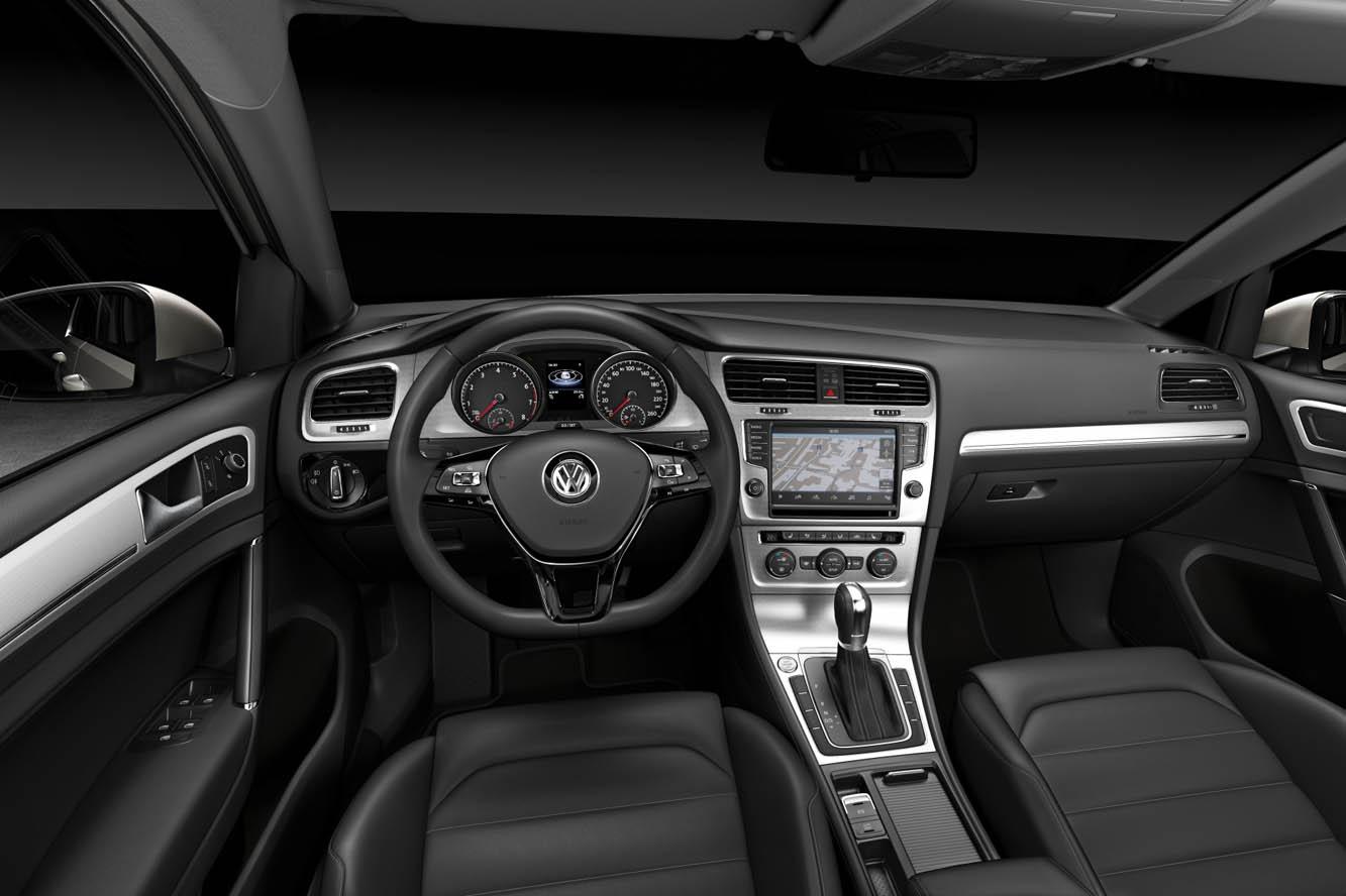 المدهشة Volkswagen Golf