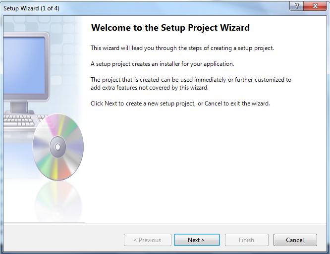 Cara Membuat File Installer Dengan VB 2010