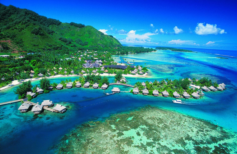InterContinental Resort & Spa Moorea Tahiti.
