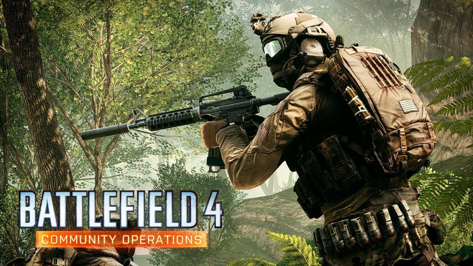 Liberada grande atualização para Battlefield 4