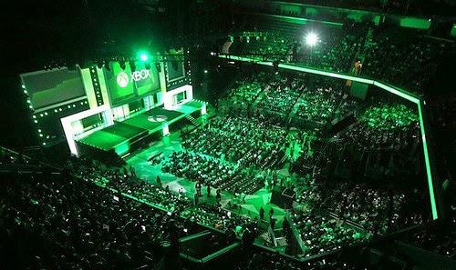 Conferencia de Microsoft en el E3 2014