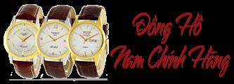 Đồng hồ nam chính hãng giá rẻ tại Hà Nội