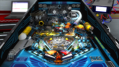 Zen Pinball voor PS3 - V12