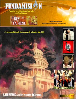 EL ESPIRITISMO. La obra maestra de Satanás