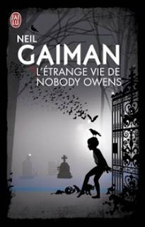 Couverture L'étrange vie de Nobody Owens