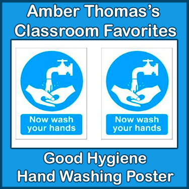 Goodhygiene hand washing reminder poster hand washing poster print the