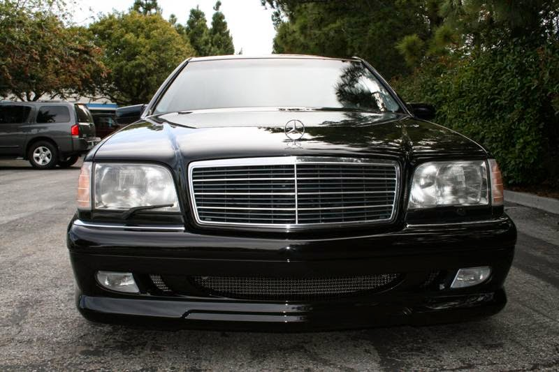 Mercedes-Benz W140 S500 WALD body kit | BENZTUNING | Performance ...