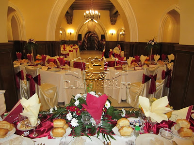 Sonorizare nunta in Bucuresti - Cercul Militar National - Sala Gotica