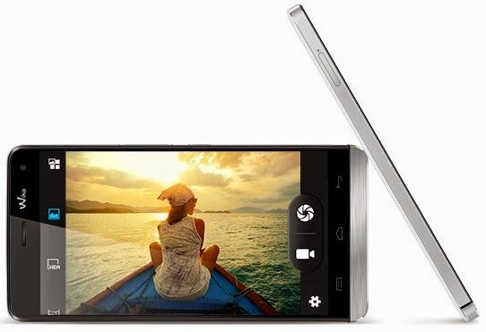 Wiko Getaway Smartphone Android Harga Rp 2 Jutaan
