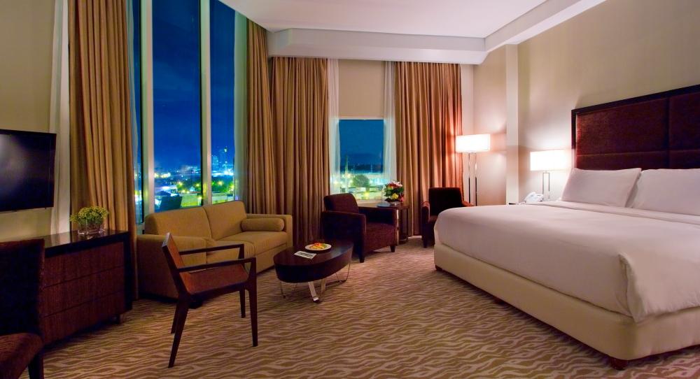 Hotel Highlight Acacia Hotel Manila