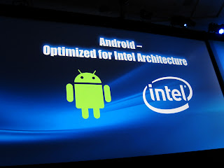 Android Optimized for Intel Architecture