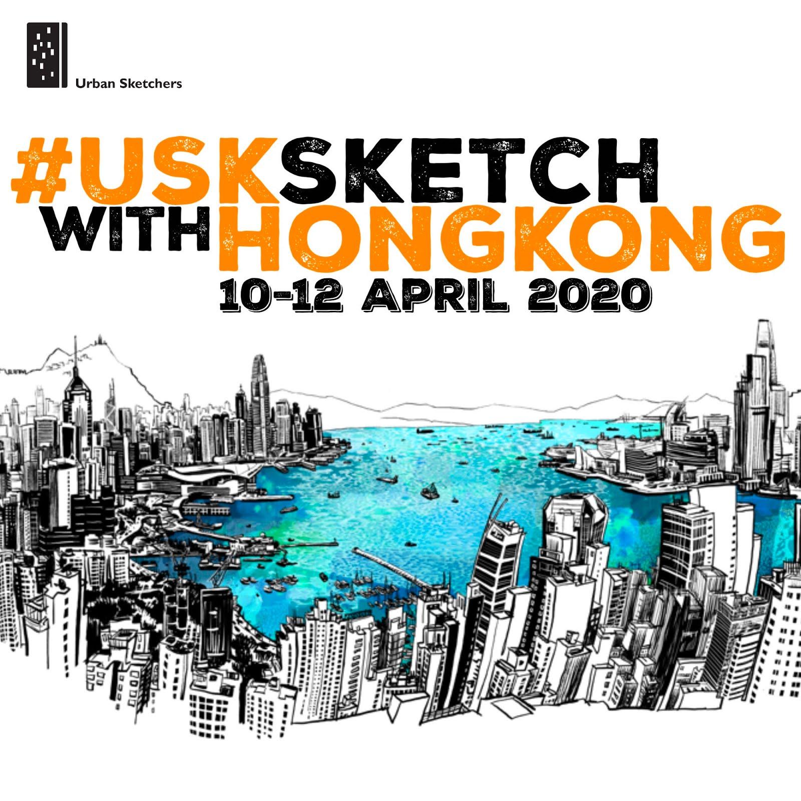 Usk Symposium Hong Kong 2020 News Updates Urban Sketchers