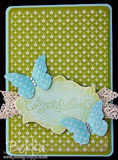 Sale-a-Bration Congratulations Card