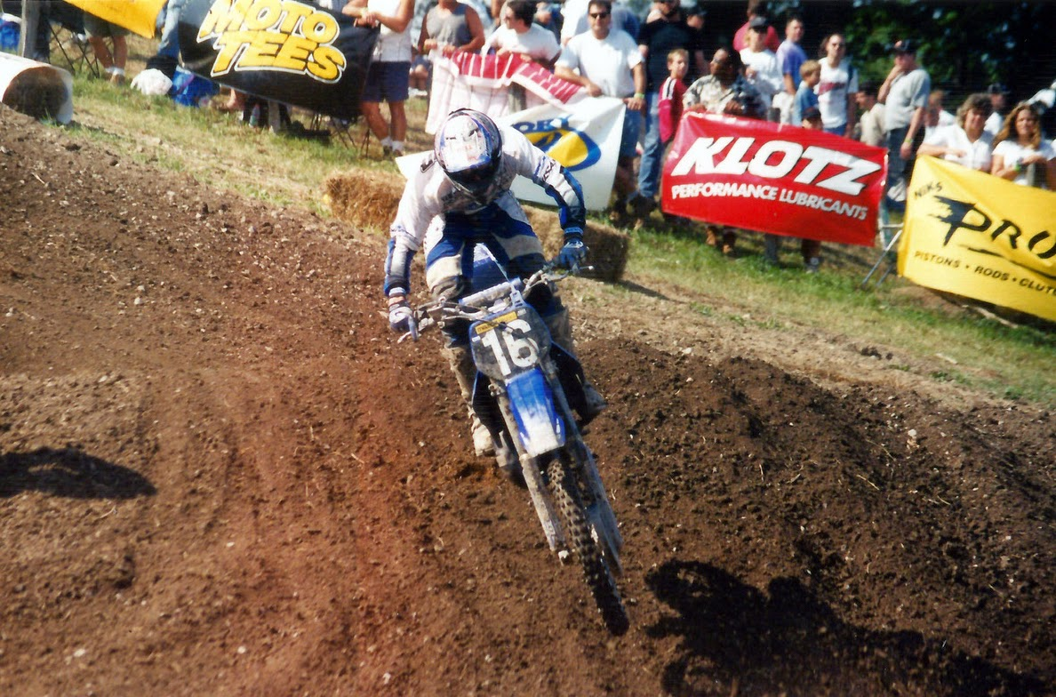 Casey Johnson Broome Tioga 1999