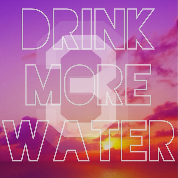 "I LOVE MAKONNEN ""DRINK MORE WATER 3"""