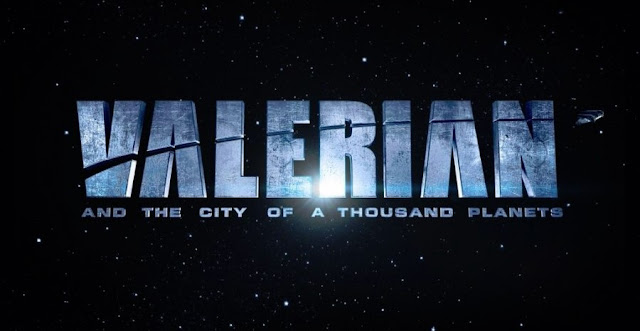 Começou em Paris as filmagens de Valerian and the City of a Thousand Planets, de Luc Besson