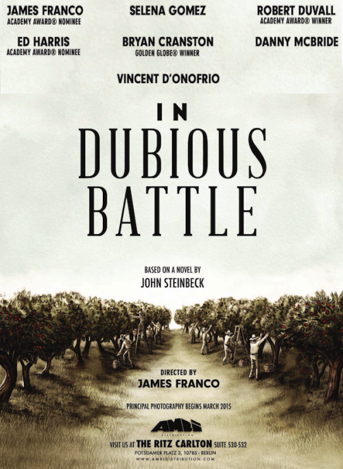 """In Dubious Battle"" [2016]"