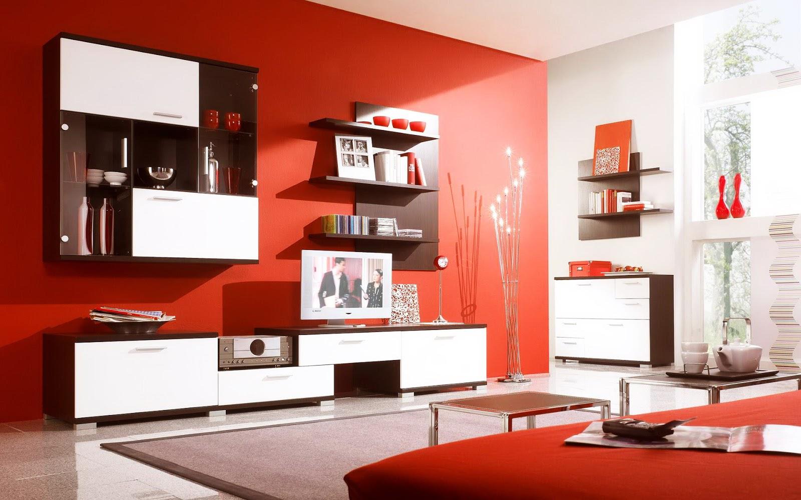 Muebles archivos for Decoracion salon muebles blancos