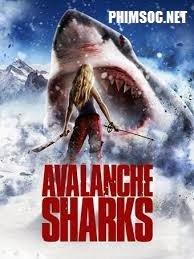 Cá Mập Núi Tuyết 2014 - Avalanche Sharks