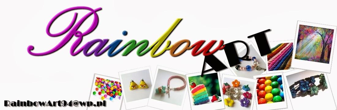 Rainbow Art-Biżuteria Handmade